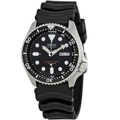 $ CDN521.26 • Buy Seiko SKX007 J1 Black Men's Automatic 200m Analog Divers Watch (Made In Japan)