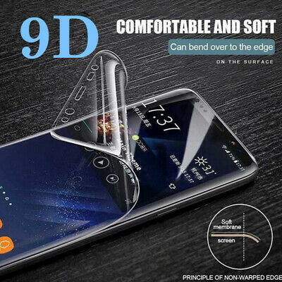 AU2.46 • Buy For OnePlus 5 5T 6 6T Premium Screen Protector Full Coverage Hydrogel Film New