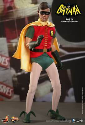 Hot Toys Robin (1966) Burt Ward-Batman MMS219 **UK** • 219£