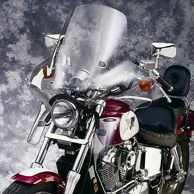 $224.95 • Buy National Cycle Plexifairing 3 Windshield For Honda/Yamaha/Suzuki/Kawasaki - CLR