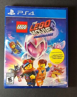 AU52.78 • Buy The LEGO Movie 2 Videogame (PS4) NEW