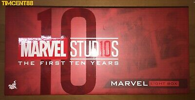 $ CDN231.70 • Buy Ready! Hot Toys Marvel Light Box New