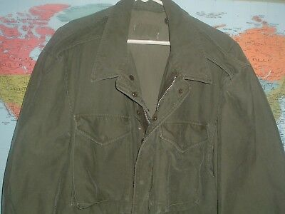 $185 • Buy Army M51 Field Jacket Size Large In Good Condition Original Zipper, No Holes