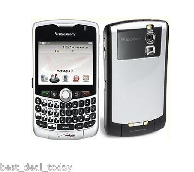 £28.94 • Buy Blackberry Curve 8330 PDA Cell Phone For Verizon Page Plus Silver