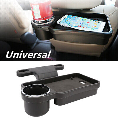 $12.17 • Buy Plastic Car Table Drink Food Tray Holder Rear Back Seat Stand Mount Table Desk