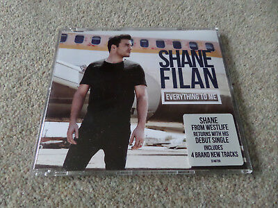 Shane Filan - Everything To Me 4 Track 2013 UK CD Single RARE! Westlife • 9.99£