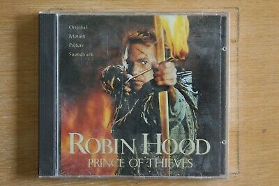 Robin Hood: Prince Of Thieves (Original Motion Picture Soundtrack)   ( Box C730) • 10.99£