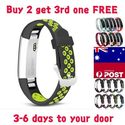 AU4.99 • Buy Replacement Band For Fitbit Alta HR  Strap Wristband Buckle Bracelet Fitness New