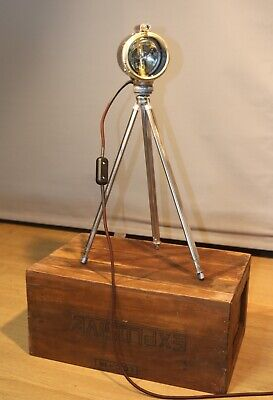 Fully Restored WW2 Signal Lamp J Lucas Ltd Co • 125£