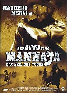 Mannaja - Das Beil Des Todes By Sergio Martino | DVD | Condition Very Good • 5.18£