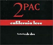 California Love (CD (Maxi)-Single) By 2-Pac Feat. Dr. Dre | CD | Condition Good • 2.29£