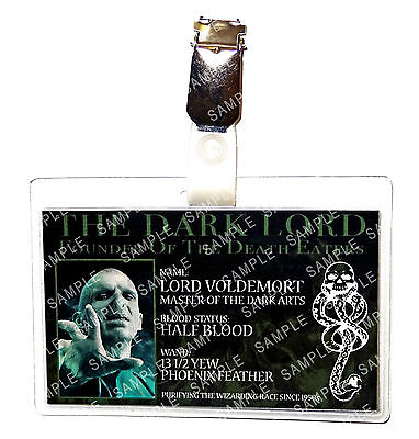 £6.99 • Buy Harry Potter Death Eater Lord Voldemort Cosplay Prop Costume Comic Con