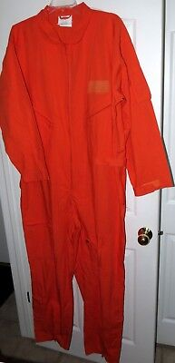 $48 • Buy New Rothco Coveralls Military Intermediate Flight Suit Men's 3XL  Orange