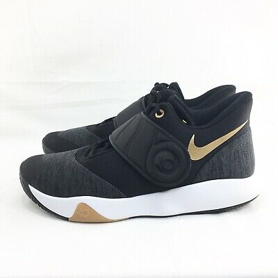 13237fceef16 Nike KD Trey 5 VI Shoes Men 10 10.5 11 11.5 12 Basketball Black Gold AA7067