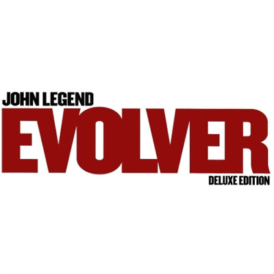 John Legend - Evolver [limited Edition Cd + Dvd] - Very Good Condition • 2.95£