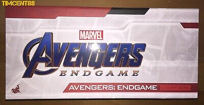 $ CDN197.51 • Buy Ready! Hot Toys Marvel Avengers Endgame Light Box New