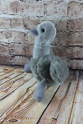 $14.99 • Buy Baby Ostrich Stuffed Plush By American WeGo Fiesta 1991 Gray