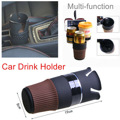 $11.30 • Buy Multi-function Car Boat Beverage Stand Drink Holder Receiver  Rubber Cup Sleeve