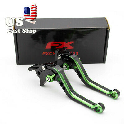 $27.99 • Buy FXCNC Brake Clutch Levers For  ZX6R/636 2007-2018 2008 2009 2010 2011 13