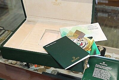 $ CDN442.65 • Buy Rolex 290688 Complete Watch Box With Tags And Papers Day Date Display