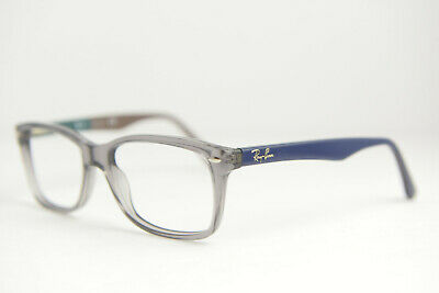 8e3894e57f Ray-Ban RB 5228 5546 55-17 140 Eyeglasses Frame Gray Blue Eye