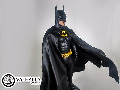 $ CDN66.16 • Buy Custom Wired Cape 2.0 Batman 1989 / RETURNS 1/6 FOR Hot Toys - Valhalla Customs