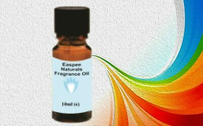 Fragrance Oil 10ml In Glass Amber Bottle For Candles, Diffusers, Potpourri Etc.  • 1.40£