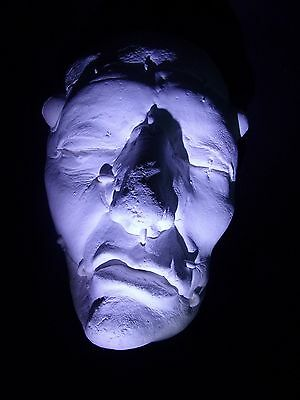 £15 • Buy FRANKENSTEIN 'CONSTRUCT'  DEATH MASK Replica LIFE SIZED CLASSIC SIDESHOW GAFF