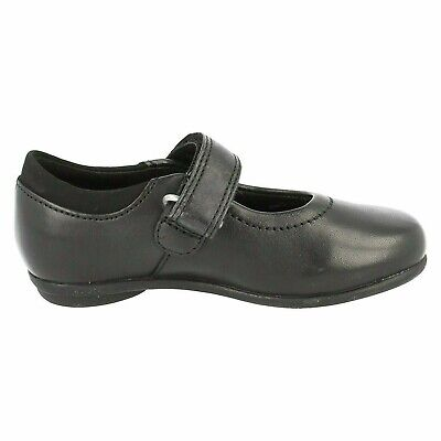 £17.99 • Buy Clarks Daisy Jump Black Leather Girls Formal / School Shoes
