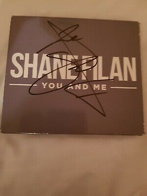 Signed Shane Filan Album • 50£
