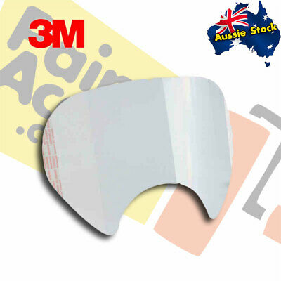 AU11.76 • Buy 3M 6885 Face Shield LENS Cover For 6800 6900 Full Face Respirator FREE DELIVERY!