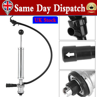 Small Carry 8  Party Picnic Beer Dispenser Metal Pump Absorber Keg Easy Clean Uk • 39.36£