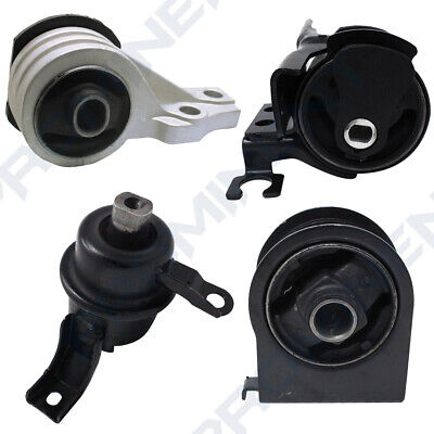 $69.99 • Buy Engine Motor & Mount 4 PCS Replacement For 2005-2012 Ford Escape 3.0L V6 A5446