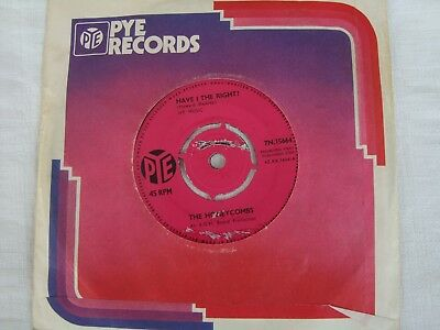 The Honeycombs - Have I The Right / Please Don't Pretend Again - Pye 7N.15664 • 3.80£
