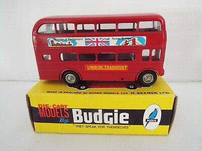 £14.15 • Buy Budgie Routemaster Bus # 236 England  Diecast