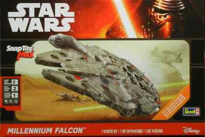 $59.99 • Buy 1/72 Revell 1822 Star Wars The Force Awakens: Millennium Falcon (Snap Max)