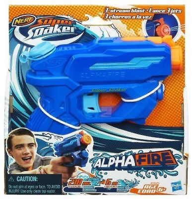 £5.59 • Buy Nerf Supersoaker Water Soaker Alphafire NEW