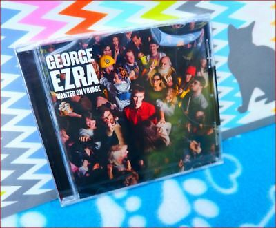 $8.69 • Buy George Ezra: New Sealed Fast Freepost  Wanted On Voyage  Debut CD Budapest