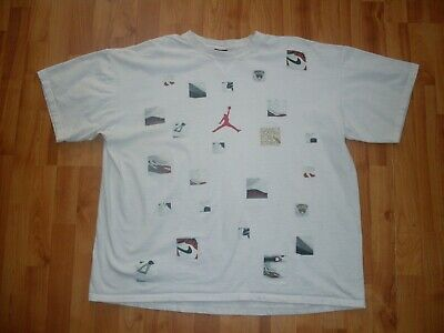7840a2f83519cb Vintage Nike Michael Jordan T Shirt XXL 2XL Rare How Do You Count To 21
