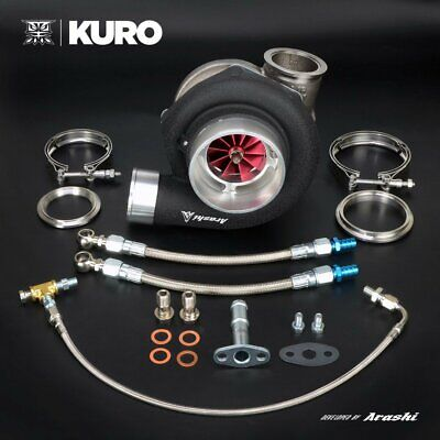 AU1449 • Buy KURO 4  GTX3582R GEN2 Ball Bearing Turbo V-band 1.01 A/R Inlet & Outlet GEN II