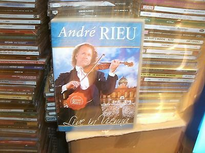 Andre Rieu - Live In Vienna (DVD, 2010, 1-Disc Set) • 3.99£