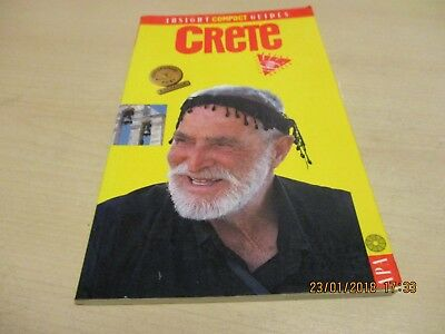 Crete Insight Compact Guide (Insight Compact Guides)-  ONE OWNER • 3.25£