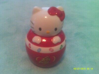 Hello Kitty Jelly Belly Jelly Beans Collectable Ceramic Jar • 7.33£