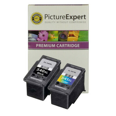 Compatible PG540XL CL541XL Black & Colour High Capacity Inks For Canon Printers • 27.90£