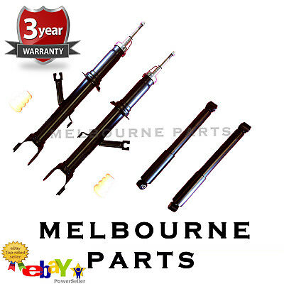 AU194 • Buy 4 Front & Rear Struts Ford Territory SX SY 2WD GT Gas Shock Absorbers1 03-2007