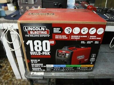 used welder lincoln