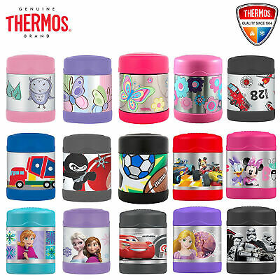 AU55 • Buy New THERMOS Funtainer Kid Stainless Vacuum Insulated Food Jar Container 290ml