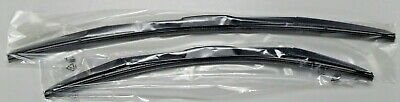 AU50.50 • Buy Genuine Holden New Front Wiper Blade Set Suits Holden ZB Commodore 2018-2019