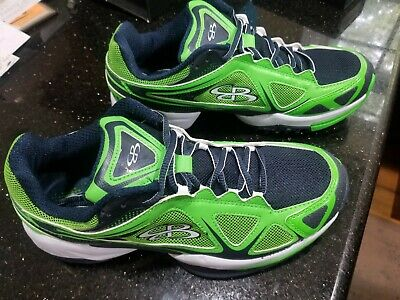 5a0182d8369 Boombah Men s Turf Shoes Baseball Softball Mens Size 10 • 48.95