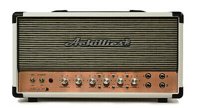 AU3199 • Buy Argos 40W White Small JTM45 Plexi Guitar Amplifier Hand Wired By Achillies Amps
